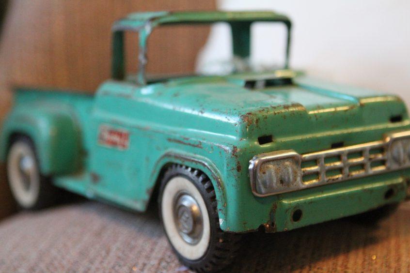 collezionare giocattoli vintage